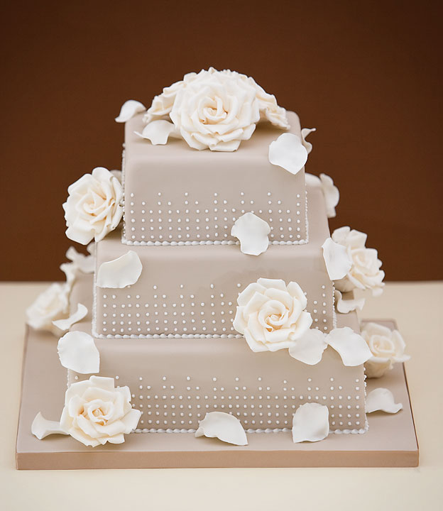 Modern Wedding Cakes: Celebration & Wedding Cakes By Sarah Louise, Hampshire